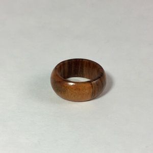 Jewelry - NWOT Wood Ring